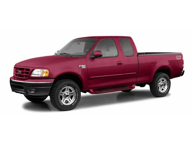 Used 2002 Ford F-150 XLT  - Coquitlam - Eagle Ridge Chevrolet Buick GMC