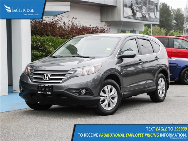 2014 Honda CR-V EX-L (Stk: 149505) in Coquitlam - Image 1 of 17