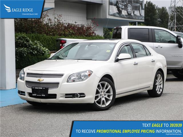 2010 Chevrolet Malibu LTZ (Stk: 100090) in Coquitlam - Image 1 of 15