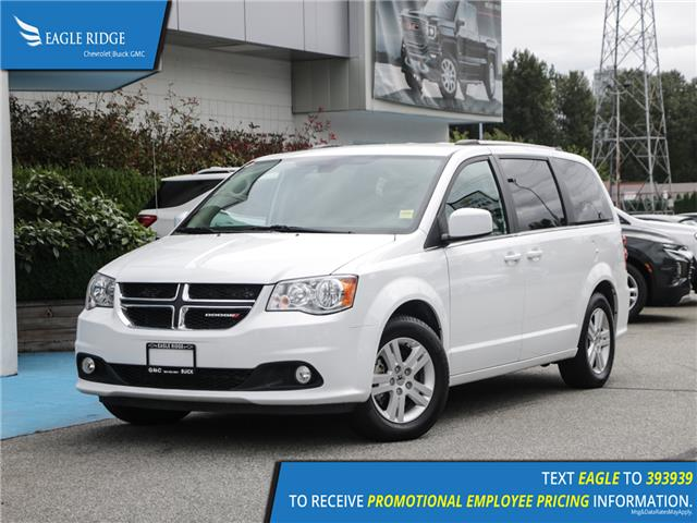 2019 Dodge Grand Caravan Crew (Stk: 190293) in Coquitlam - Image 1 of 17