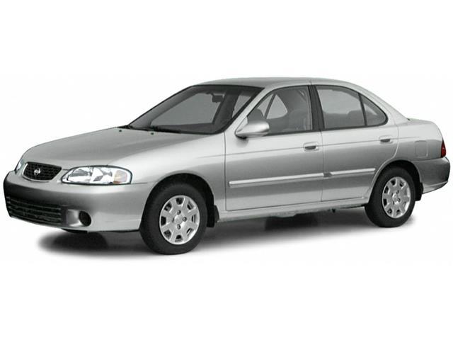Used 2003 Nissan Sentra GXE  - Coquitlam - Eagle Ridge Chevrolet Buick GMC