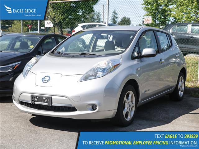 2011 Nissan LEAF SV  (Stk: 110152) in Coquitlam - Image 1 of 4