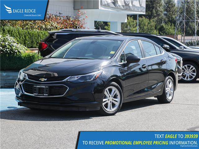 2017 Chevrolet Cruze LT Auto (Stk: 174705) in Coquitlam - Image 1 of 15