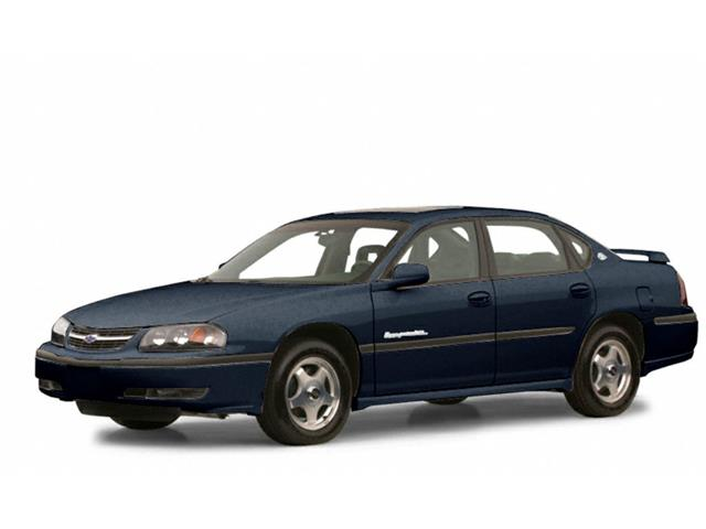 Used 2001 Chevrolet Impala Base  - Coquitlam - Eagle Ridge Chevrolet Buick GMC