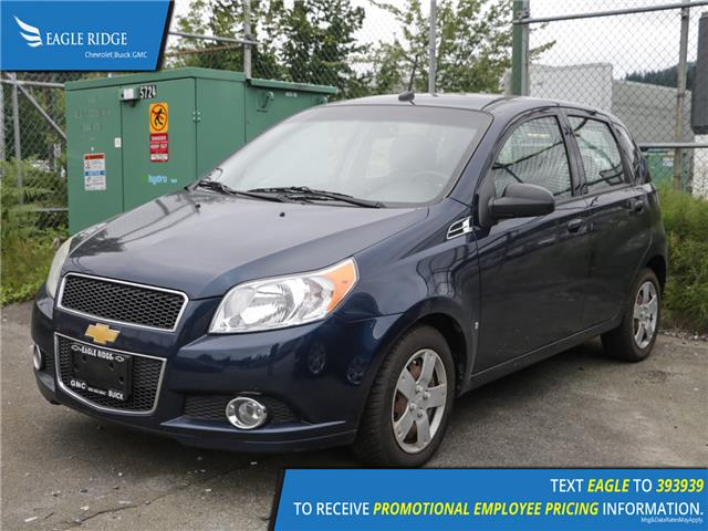2009 Chevrolet Aveo LT (Stk: 090216) in Coquitlam - Image 1 of 3