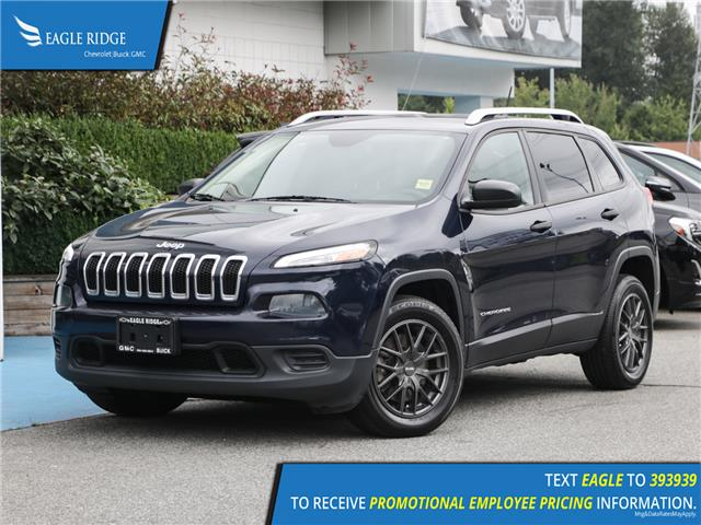 2014 Jeep Cherokee Sport (Stk: 148139) in Coquitlam - Image 1 of 14