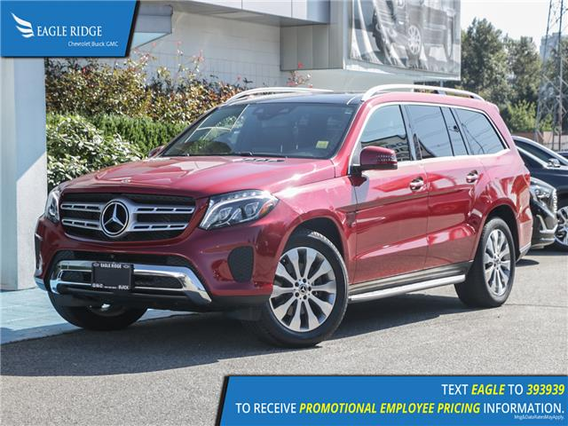 2017 Mercedes-Benz GLS 450 Base (Stk: 170314) in Coquitlam - Image 1 of 19