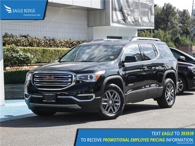 2018 GMC Acadia SLT-1 (Stk: 180305) in Coquitlam - Image 1 of 17