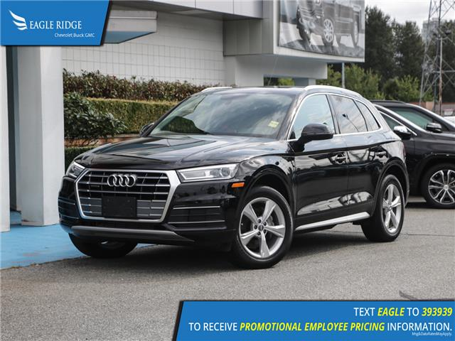 2019 Audi Q5 45 Progressiv (Stk: 190336) in Coquitlam - Image 1 of 17