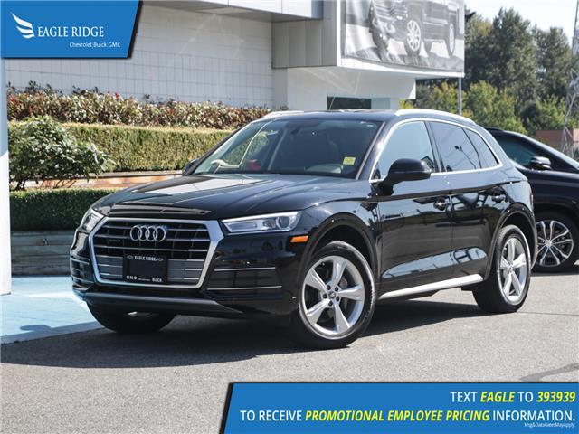 2019 Audi Q5 45 Progressiv (Stk: 190337) in Coquitlam - Image 1 of 17
