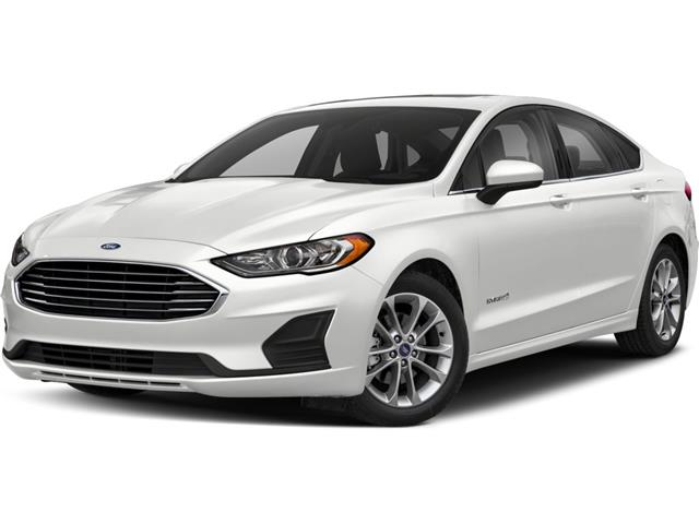2019 Ford Fusion Hybrid Titanium (Stk: 190360) in Coquitlam - Image 1 of 1