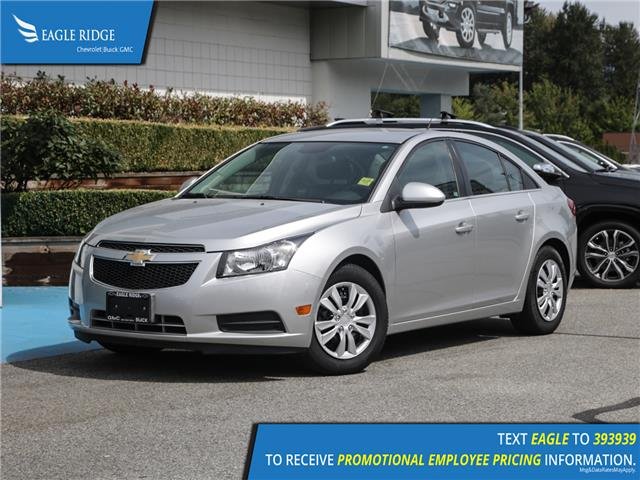 2014 Chevrolet Cruze 1LT (Stk: 149983) in Coquitlam - Image 1 of 15