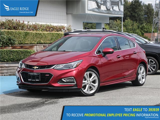 2017 Chevrolet Cruze Hatch Premier Auto (Stk: 174510) in Coquitlam - Image 1 of 16