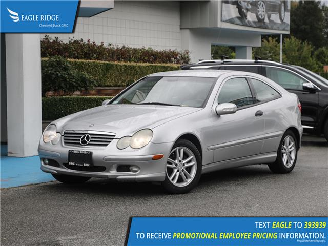 2003 Mercedes-Benz C-Class Kompressor Sport (Stk: 039918) in Coquitlam - Image 1 of 14