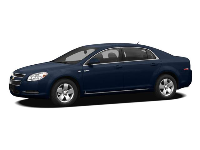 2009 Chevrolet Malibu Hybrid Base (Stk: 099619) in Coquitlam - Image 1 of 2