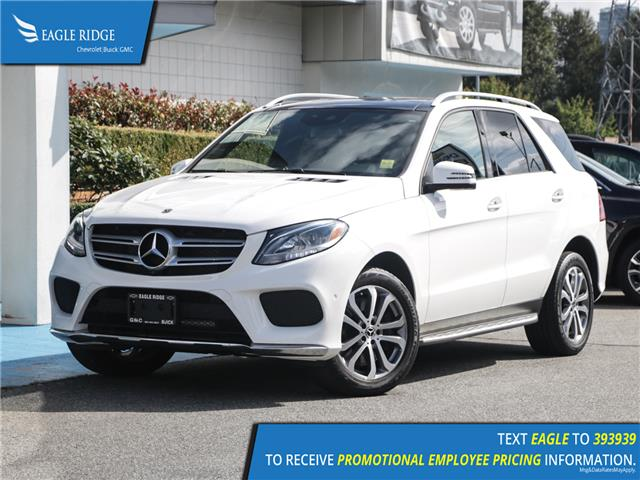 2017 Mercedes-Benz GLE 400 Base (Stk: 170342) in Coquitlam - Image 1 of 17