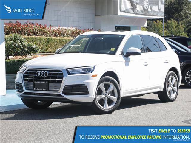 2019 Audi Q5 45 Progressiv (Stk: 190347) in Coquitlam - Image 1 of 17