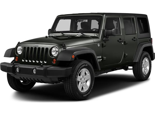Used 2014 Jeep Wrangler Unlimited Sport  - Coquitlam - Eagle Ridge Chevrolet Buick GMC