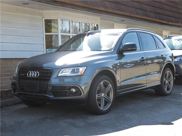 2017 Audi Q5 2.0T Progressiv (Stk: 178269) in Coquitlam - Image 1 of 4