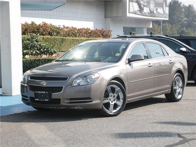 2012 Chevrolet Malibu LT Platinum Edition (Stk: 120095) in Coquitlam - Image 1 of 14