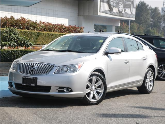 2012 Buick LaCrosse Convenience Group (Stk: 126101) in Coquitlam - Image 1 of 15