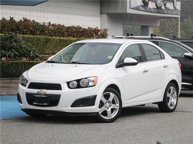 2014 Chevrolet Sonic LT Auto (Stk: 144515) in Coquitlam - Image 1 of 15
