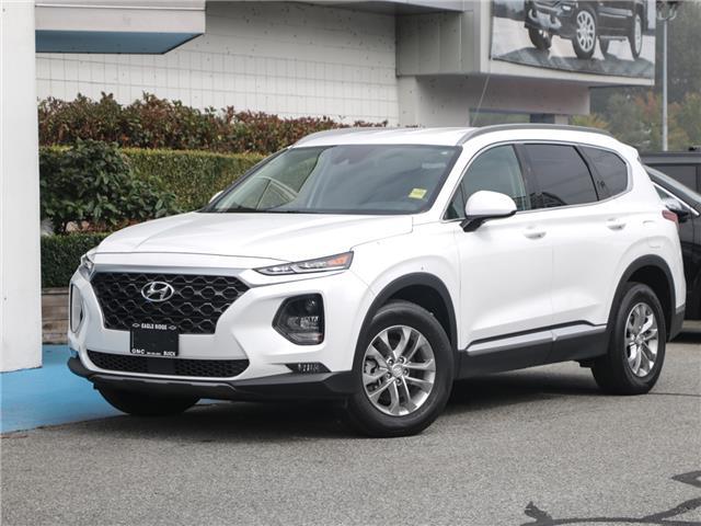 2019 Hyundai Santa Fe Preferred 2.4 (Stk: 193062) in Coquitlam - Image 1 of 16