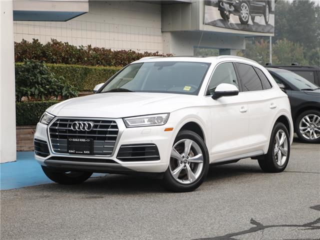 2019 Audi Q5 45 Progressiv (Stk: 190361) in Coquitlam - Image 1 of 17
