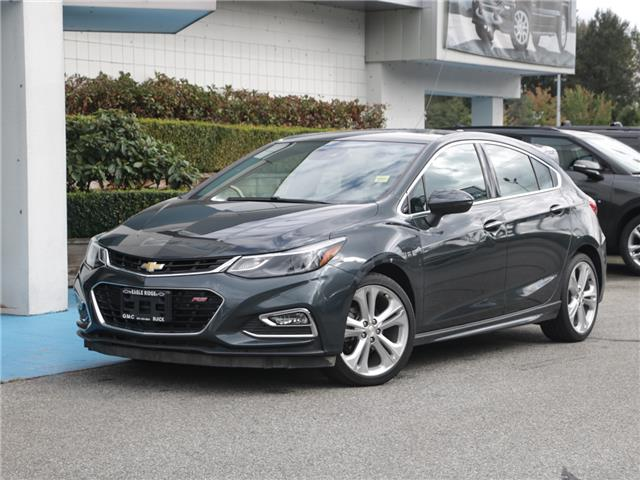 2017 Chevrolet Cruze Hatch Premier Auto (Stk: 170148) in Coquitlam - Image 1 of 17