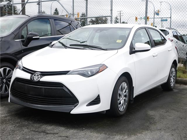 2019 Toyota Corolla LE (Stk: 190393) in Coquitlam - Image 1 of 4