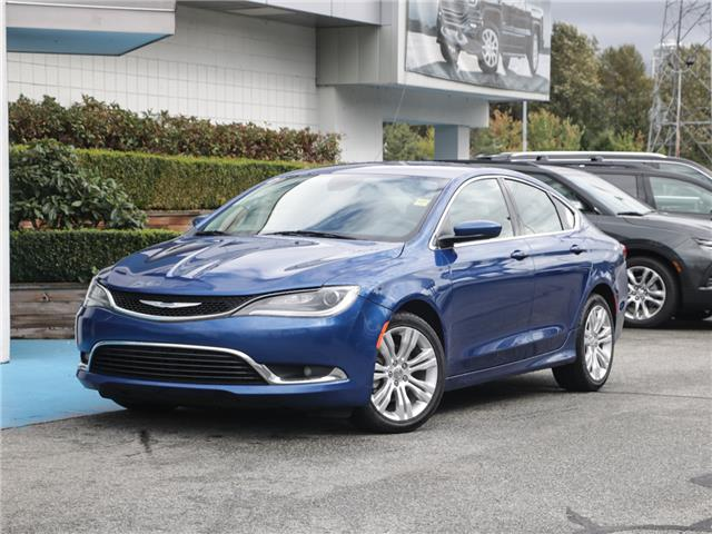 2016 Chrysler 200 Limited (Stk: 165016) in Coquitlam - Image 1 of 15