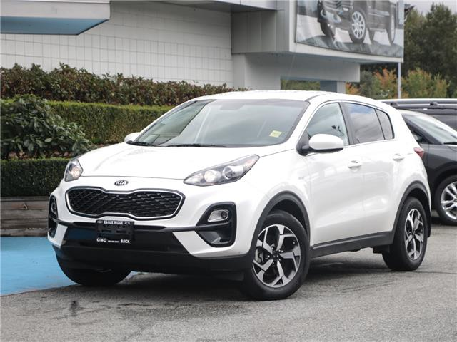 2020 Kia Sportage LX (Stk: 200394) in Coquitlam - Image 1 of 16