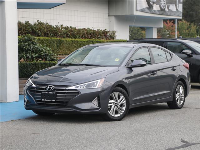 2019 Hyundai Elantra Preferred (Stk: 190413) in Coquitlam - Image 1 of 15