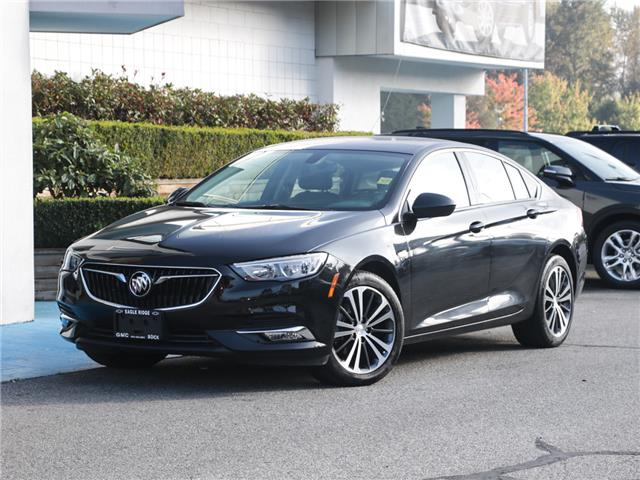 2019 Buick Regal Sportback Preferred II (Stk: 190404) in Coquitlam - Image 1 of 14