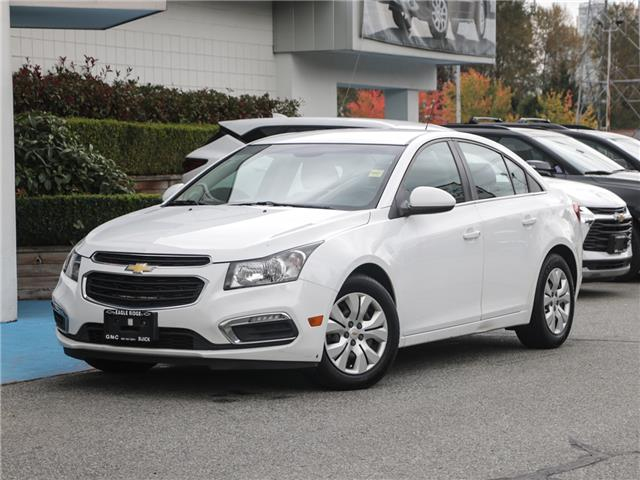 2015 Chevrolet Cruze 1LT (Stk: 159290) in Coquitlam - Image 1 of 15