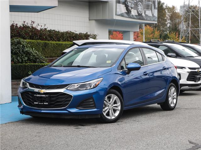 2019 Chevrolet Cruze LT (Stk: 190407) in Coquitlam - Image 1 of 16