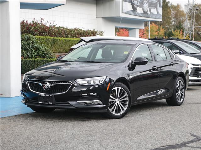 2019 Buick Regal Sportback Preferred II (Stk: 190405) in Coquitlam - Image 1 of 14