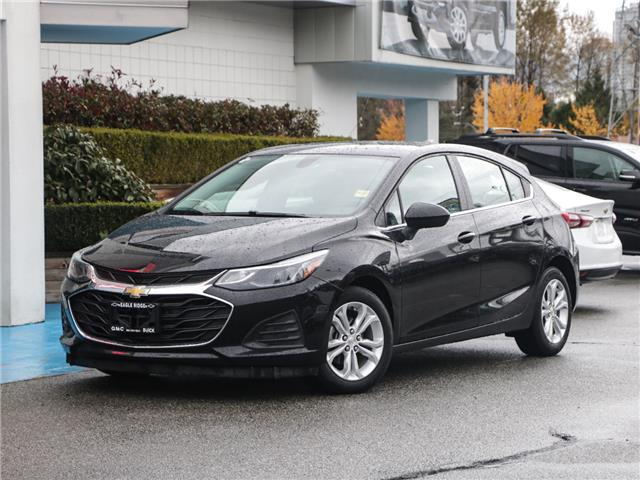 2019 Chevrolet Cruze LT (Stk: 190408) in Coquitlam - Image 1 of 16