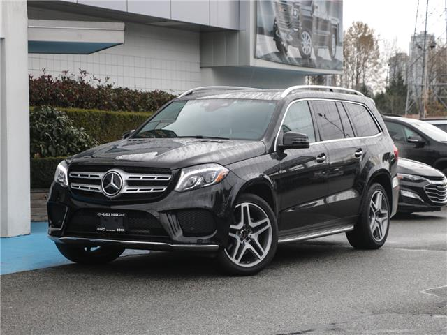 2018 Mercedes-Benz GLS 550 Base (Stk: 180443) in Coquitlam - Image 1 of 19