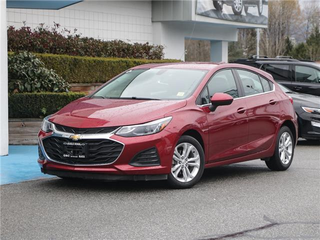 2019 Chevrolet Cruze LT (Stk: 190406) in Coquitlam - Image 1 of 15