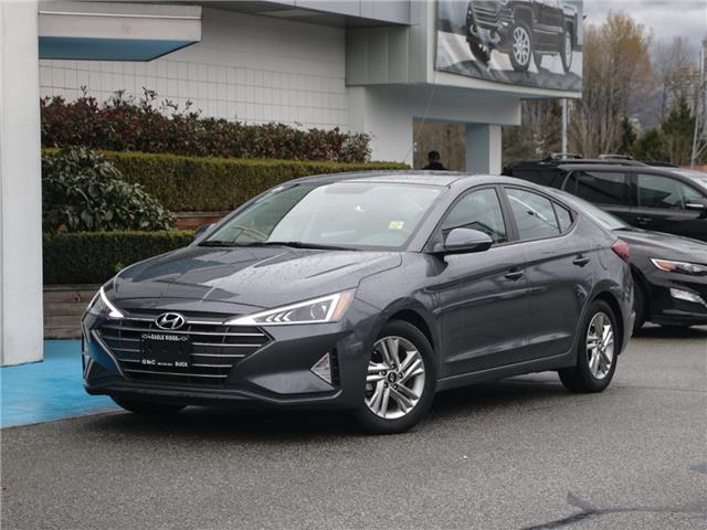 2019 Hyundai Elantra Preferred (Stk: 190432) in Coquitlam - Image 1 of 15