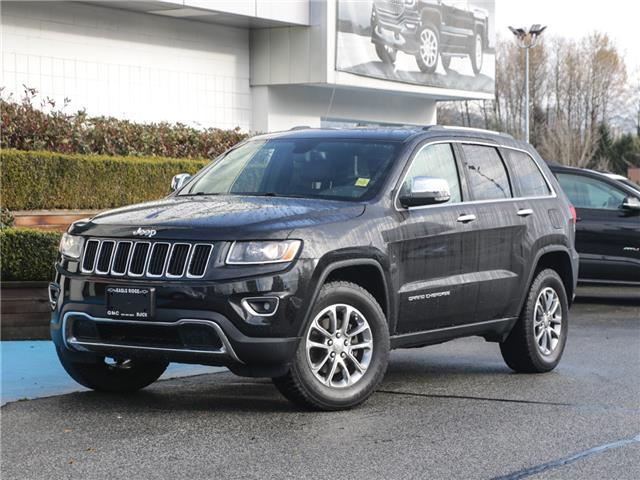 2016 Jeep Grand Cherokee Limited (Stk: 160461) in Coquitlam - Image 1 of 17