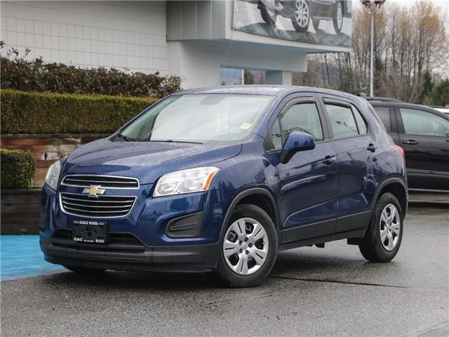 2016 Chevrolet Trax LS (Stk: 164517) in Coquitlam - Image 1 of 14