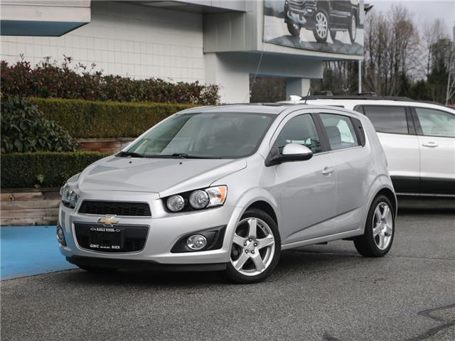 2015 Chevrolet Sonic LT Auto (Stk: 154706) in Coquitlam - Image 1 of 16