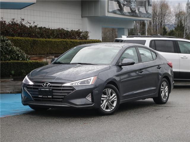 2019 Hyundai Elantra Preferred (Stk: 190410) in Coquitlam - Image 1 of 15