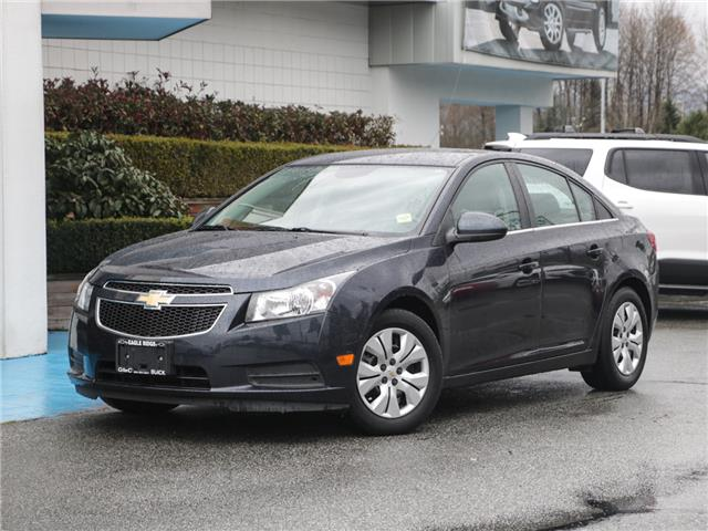 2014 Chevrolet Cruze 1LT (Stk: 145810) in Coquitlam - Image 1 of 15