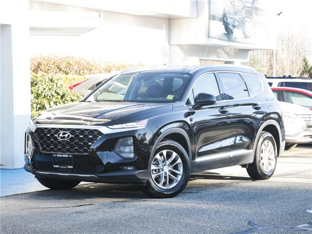 2020 Hyundai Santa Fe Essential 2.4  w/Safety Package (Stk: 200480) in Coquitlam - Image 1 of 16