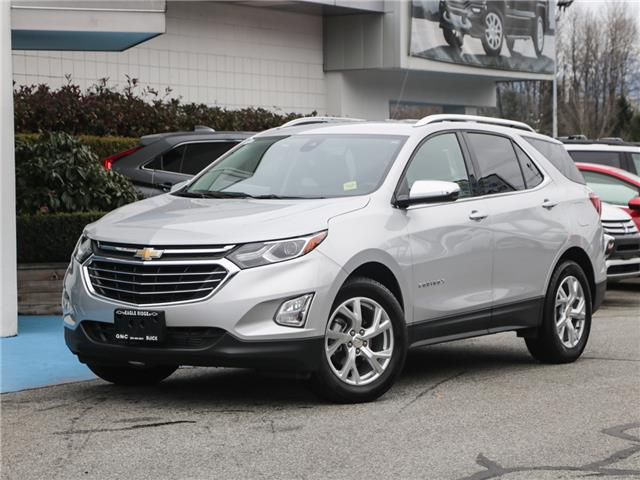 2020 Chevrolet Equinox Premier (Stk: 200475) in Coquitlam - Image 1 of 16