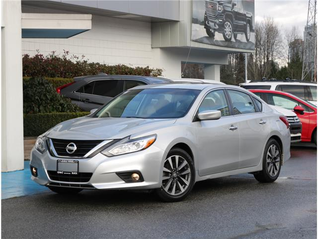 2017 Nissan Altima 2.5 SV (Stk: 170483) in Coquitlam - Image 1 of 18