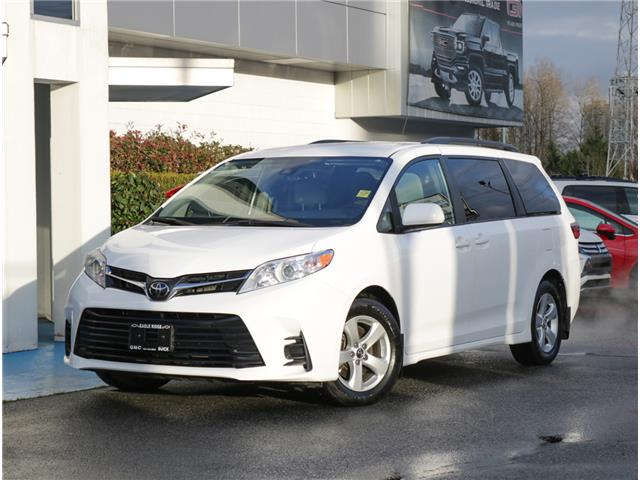 2019 Toyota Sienna 7-Passenger (Stk: 190489) in Coquitlam - Image 1 of 17